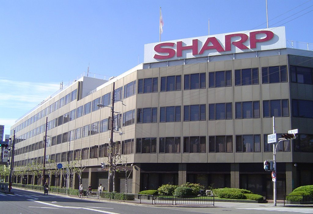 Sharp_Head_Office(Source : Wikipedia)