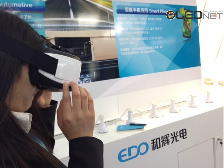 EDO`s VR Device