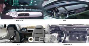 Various Display Equipped Concept Car, Geneva International Motor Show 2015
