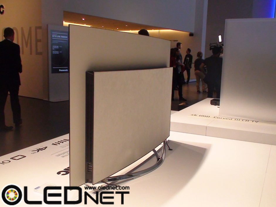 Panasonic OLED TV, IFA 2015