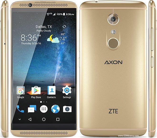 ZTE`s Smartphone (출처=GSMARENA)